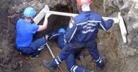 Омич нечаянно закопал себя в яме