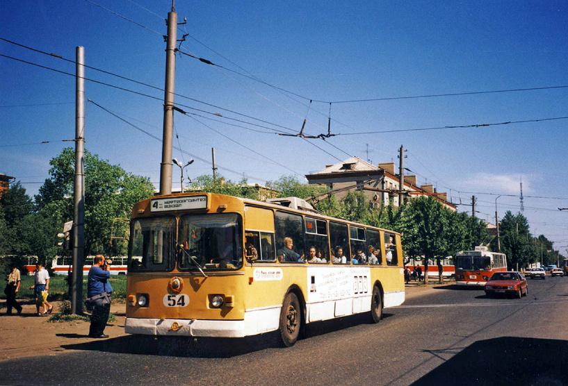 В эти выходные омские троллейбусы поедут по укороченной схеме