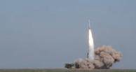 «От противника осталась лишь дымящаяся воронка». Минобороны показало пуск ракеты комплекса «Искандер-М»