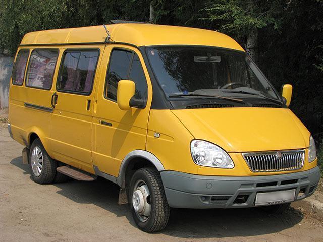 В Омске маршрутки №322 и №374 возили пассажиров незаконно