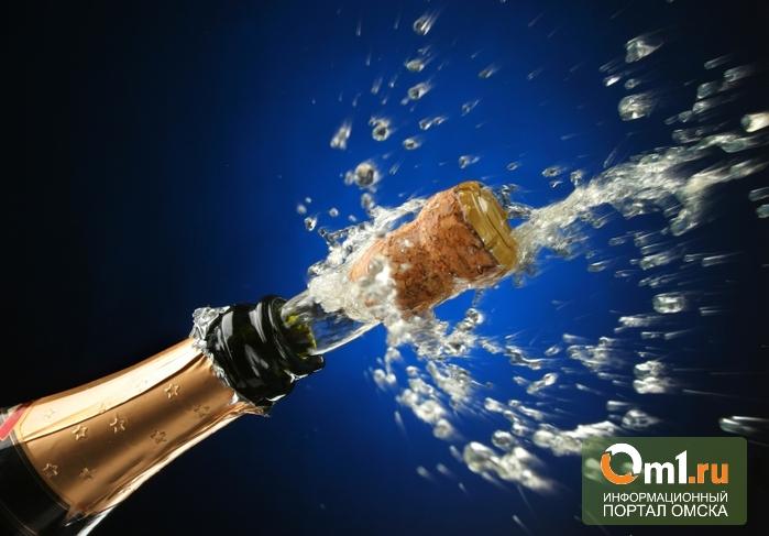 В России ожидается повышение цен на шампанское