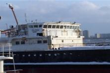 Омская судоходная компания из страха лишиться теплохода оплатила долги