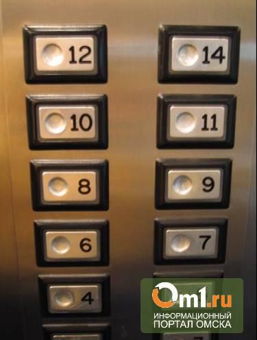 Омич получил 21 тысячу рублей за падение из лифта