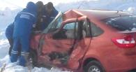 В ДТП с «Газелью» и Lada под Омском погибла 31-летняя омичка