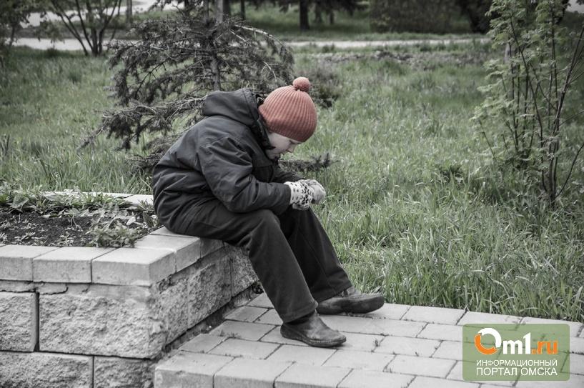В Омске проблемный подросток обкрадывал спящих жителей частного сектора