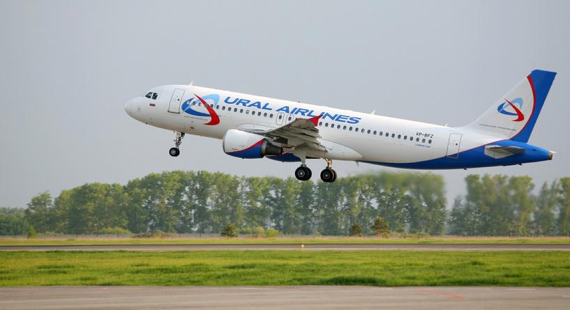 «Уральские авиалинии» открывают новый рейс из Омска в Москву