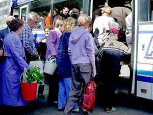 Дачные автобусы в Омске будут ходить до 13 октября