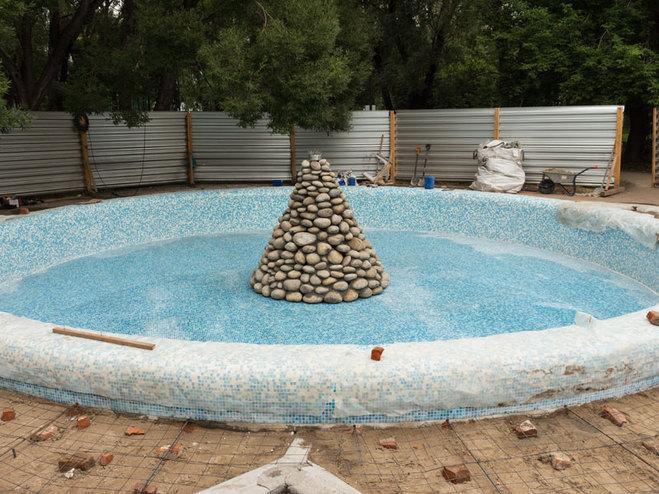 В парке юннатов запустят старейший фонтан Омска
