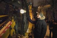 Хроники «Евромайдана»: Владимир Кличко остановил трактор