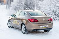 Седан Opel Astra: последний отпрыск «звездного» семейства