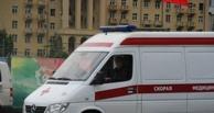 В Омской области водитель «восьмерки» без прав сбил девочку