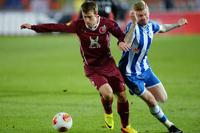 Казанский «Рубин» вышел в плей-офф Лиги Европы
