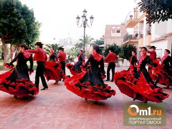 В Омске в парке 30 лет ВЛКСМ массово станцуют фламенко
