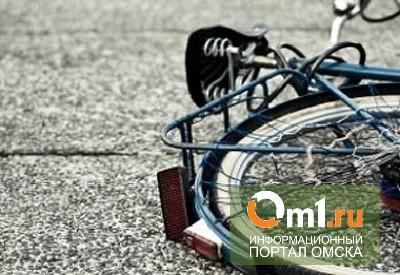 В Омской области иномарка на буксире умудрилась насмерть сбить велосипедиста