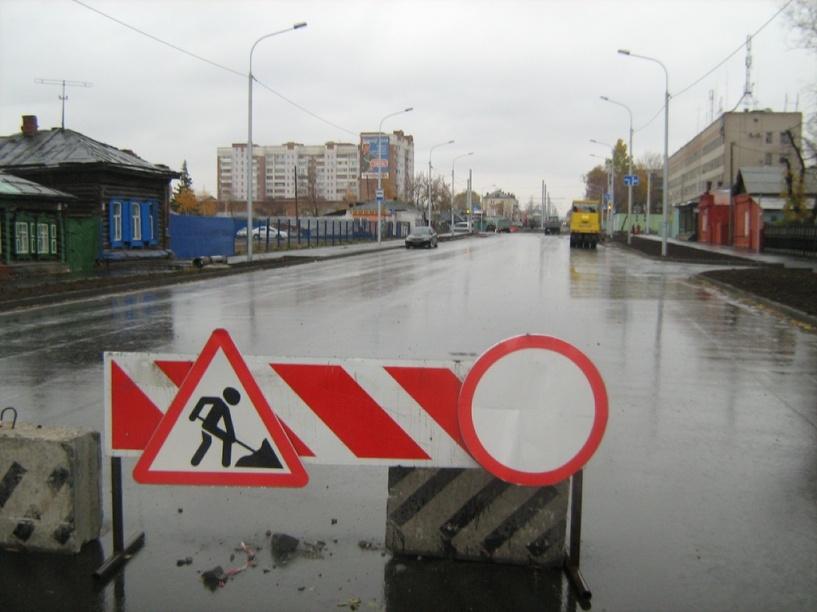 Омские дороги покрываются асфальтом, который сам восстанавливается
