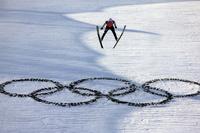 Олимпиада-2014, день одиннадцатый: сплошные коньки и лыжи