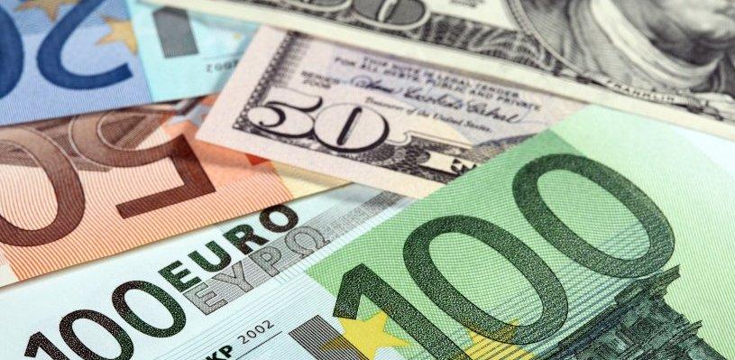 Курс валют: доллар и евро выросли сразу на 2 рубля