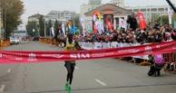 Трасса Сибирского международного марафона пока не готова, хотя до соревнований осталось меньше 10 дней