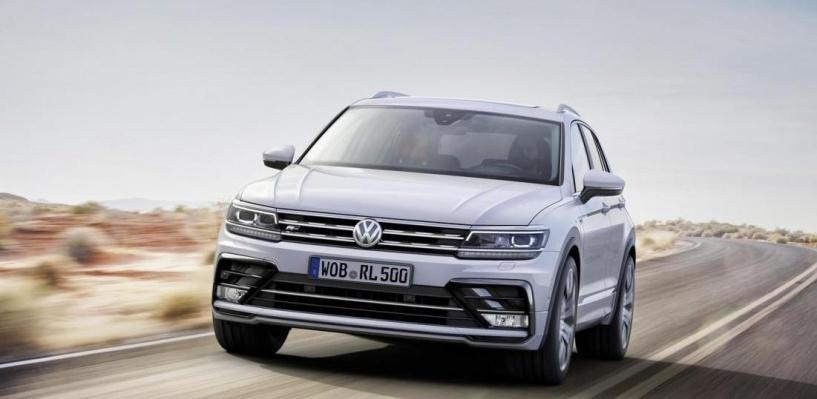Расходимся: новый VW Tiguan приедет в Россию не летом, не осенью и вообще не в этом году
