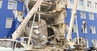Разбор завалов казармы в Омске завершен: 23 человека погибли