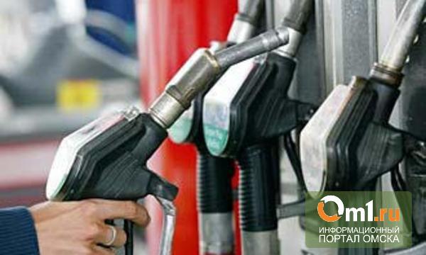 В Омске с начала года 92-й бензин подорожал на рубль