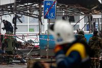СК: взрыв в троллейбусе устроил террорист-смертник
