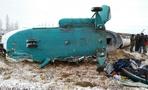 Тела омичей, погибших в разбившемся вертолете на Ямале, доставят в Омск завтра