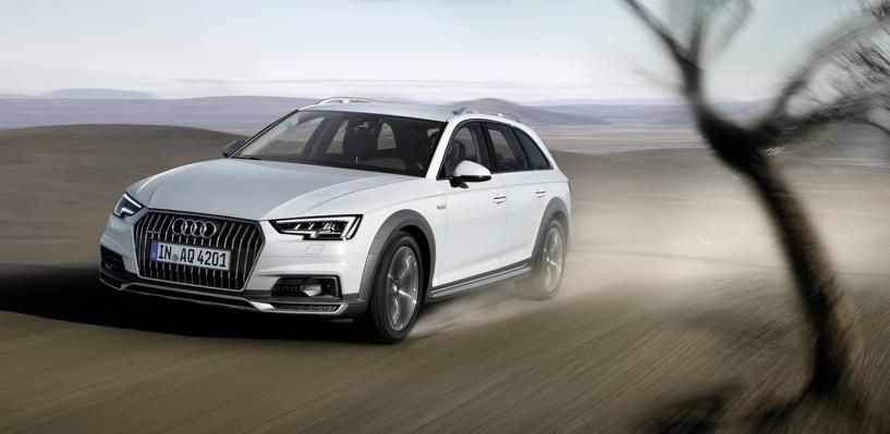 Еще меньше внедорожного: Audi A4 обзавелась версией Allroad Quattro