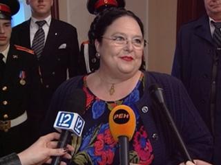 Великая Княгиня Мария Романова наконец долетела до Омска