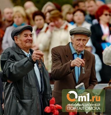 В Омске ветеранам войны предлагают самим строить себе дома