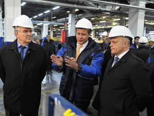 Назаров обещал «Кордианту» налоговые льготы за увеличение производства