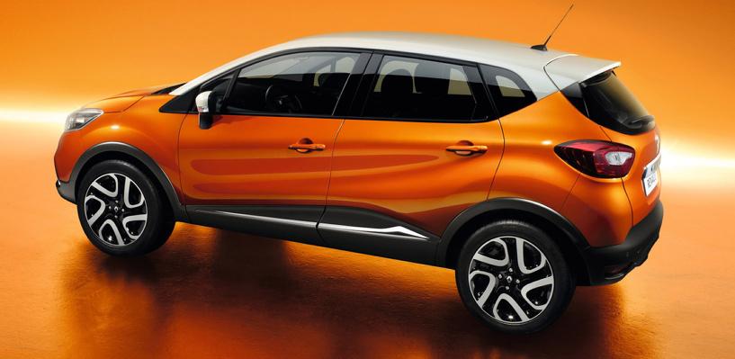 Renault сделает из «Дастера» маленький кроссовер для России