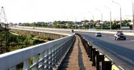 В Омске завершается ремонт Октябрьского моста