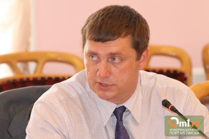 Омская ЛДПР решила устроить похороны совести Дубина