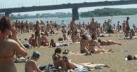В Омске официально открыли пляжный сезон (СПИСОК пляжей)