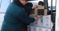 Житель Башкортостана вез в Омск 30 000 бутылок водки