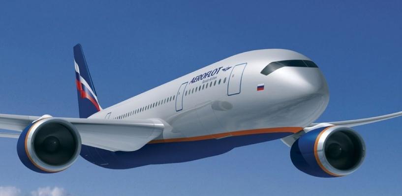 «Аэрофлот» распродает билеты из Санкт-Петербурга в Омск