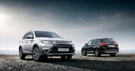 Не совсем чтобы «Лада»: Mitsubishi показала обновленный Outlander