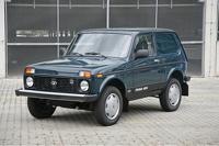 В Германии LADA 4×4 продается лучше, чем Range Rover