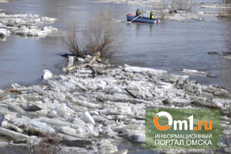 Омские спасатели уже готовятся к ледоходу и паводкам