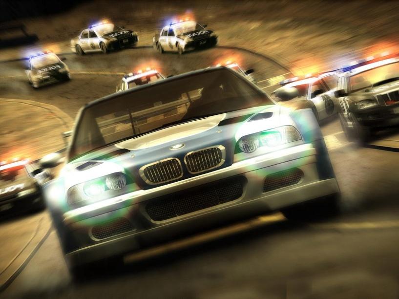 Пьяный омич на BMW пытался скрыться от полицейских