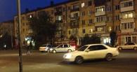 Перестраховались: причиной оцепления бывшего райисполкома стал пустой газовый баллон
