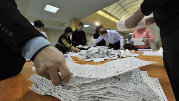 Омский Облизбирком назвал предварительные итоги выборов губернатора
