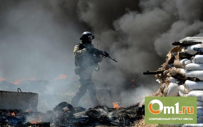 На Украине возобновились бои за Славянск