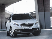 Стали известны технические характеристики Peugeot 2008