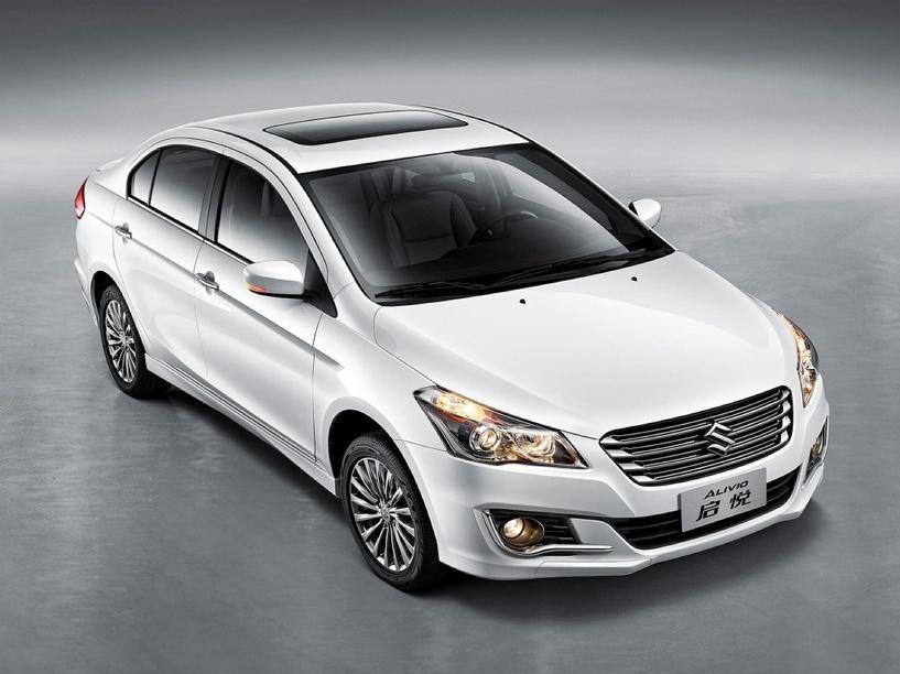 Не сдаются: Suzuki привезет в Россию новый седан Alivio