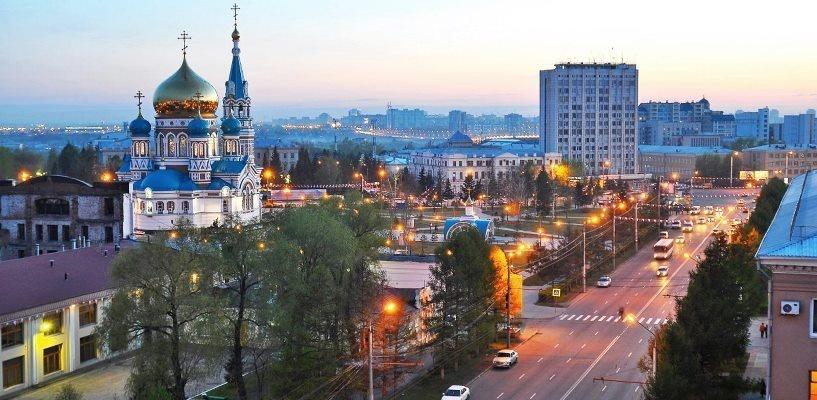 В рейтинге по комфортности проживания в городах России Омск занял 44-е место