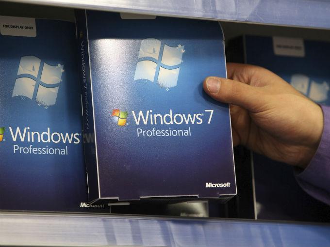 Microsoft прекратила продажу наиболее популярной версии Windows