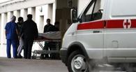 На Иртышской набережной Toyota сбила мотоциклиста
