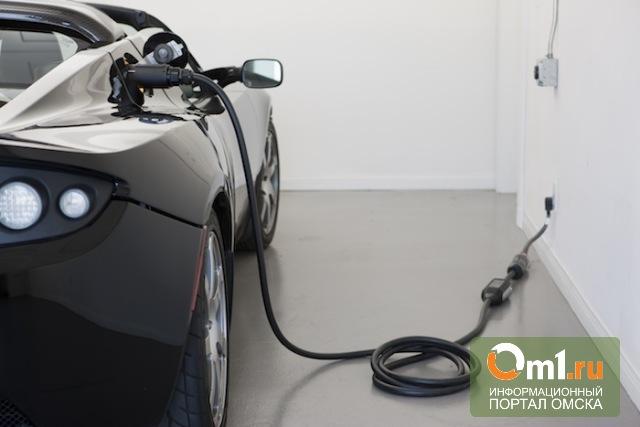 Владельцев электромобилей могут освободить от транспортного налога
